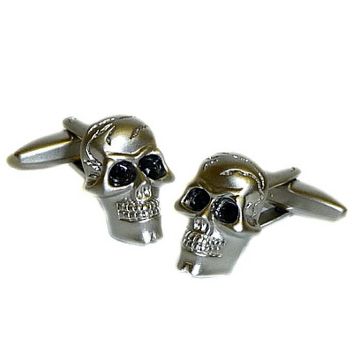 Skull Cufflinks - Back by popular demand