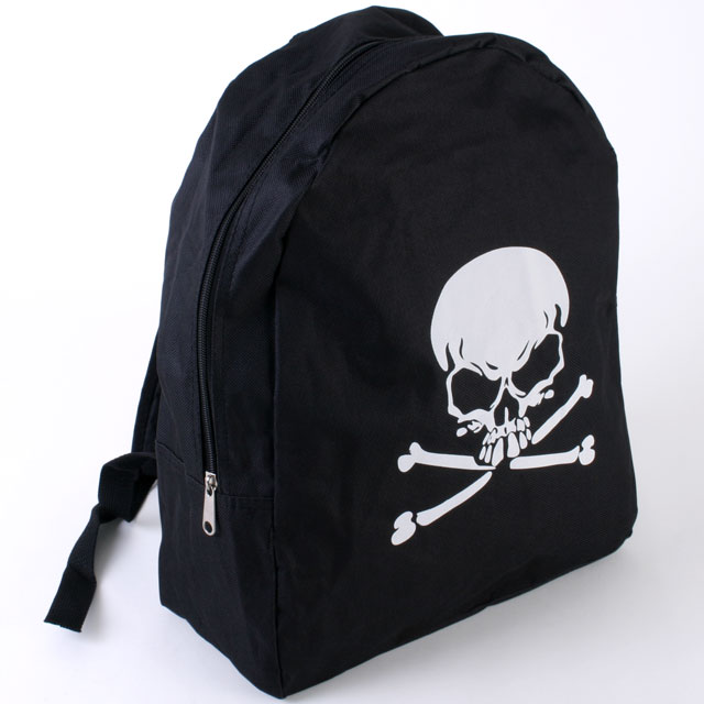 Skull & Crossbones backpack