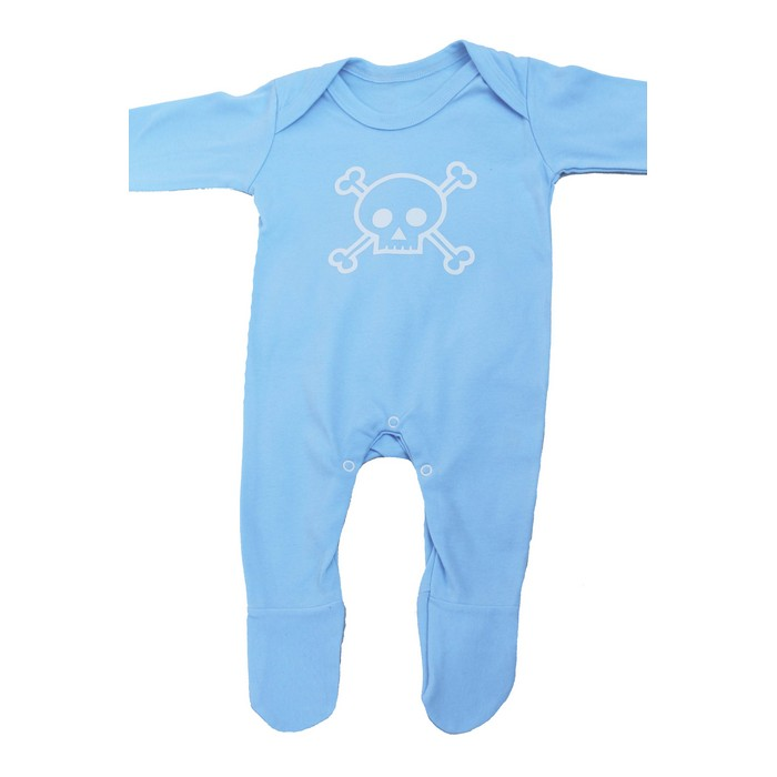Sleepsuit Blue- For Boys