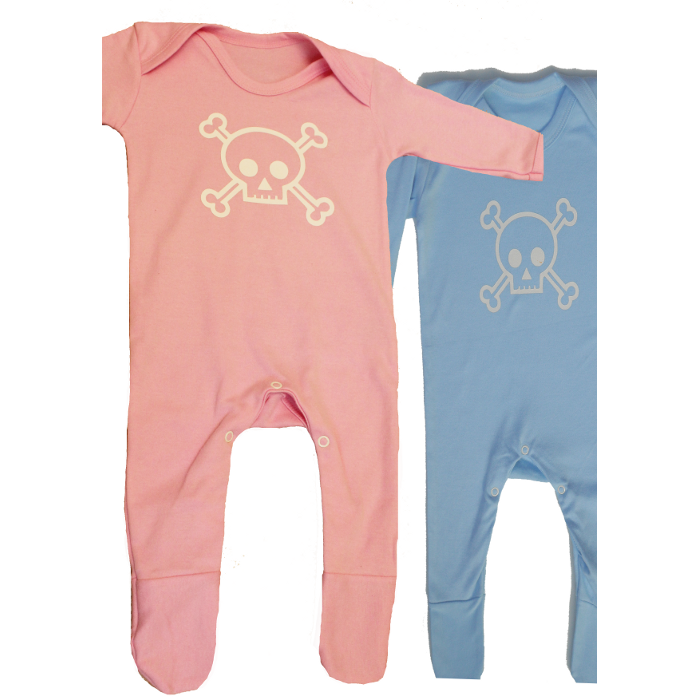 Sleepsuit Pink - For your Little Princess